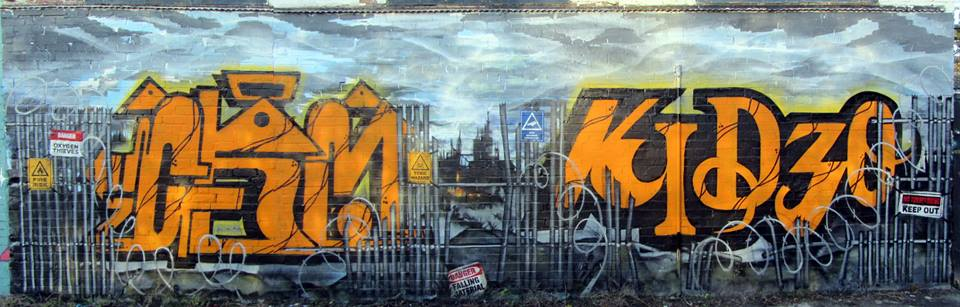 graffiti artist nottingham